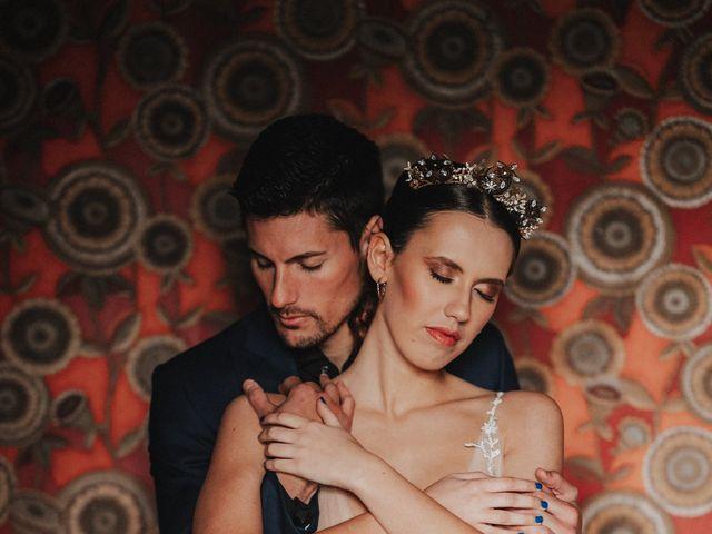 La boda de Lucy y Enol en Otero (Piloña), Asturias 118