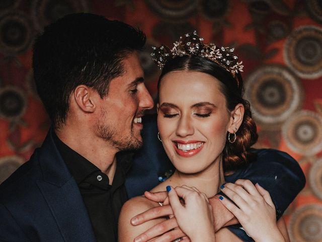 La boda de Lucy y Enol en Otero (Piloña), Asturias 120