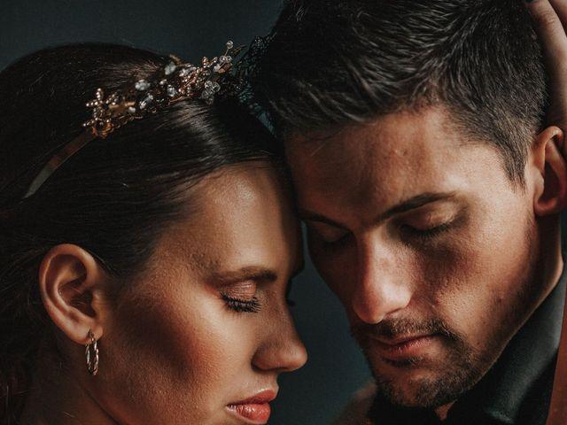 La boda de Lucy y Enol en Otero (Piloña), Asturias 122