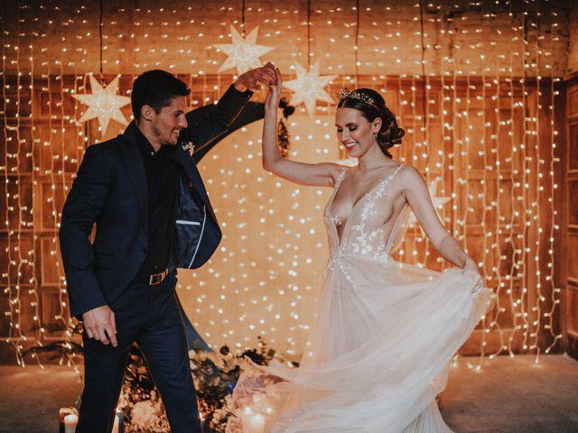 La boda de Lucy y Enol en Otero (Piloña), Asturias 153