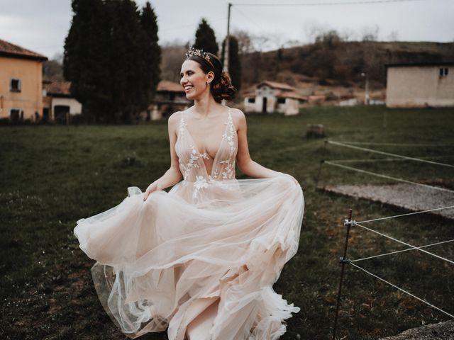 La boda de Lucy y Enol en Otero (Piloña), Asturias 160