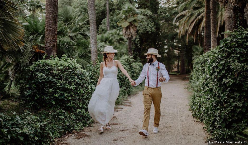 La boda de Miguel y Lorena en Cambrils, Tarragona