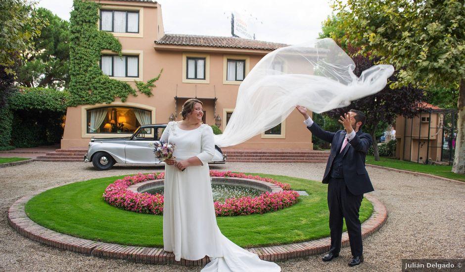 La boda de Pablo y Patricia en Madrid, Madrid