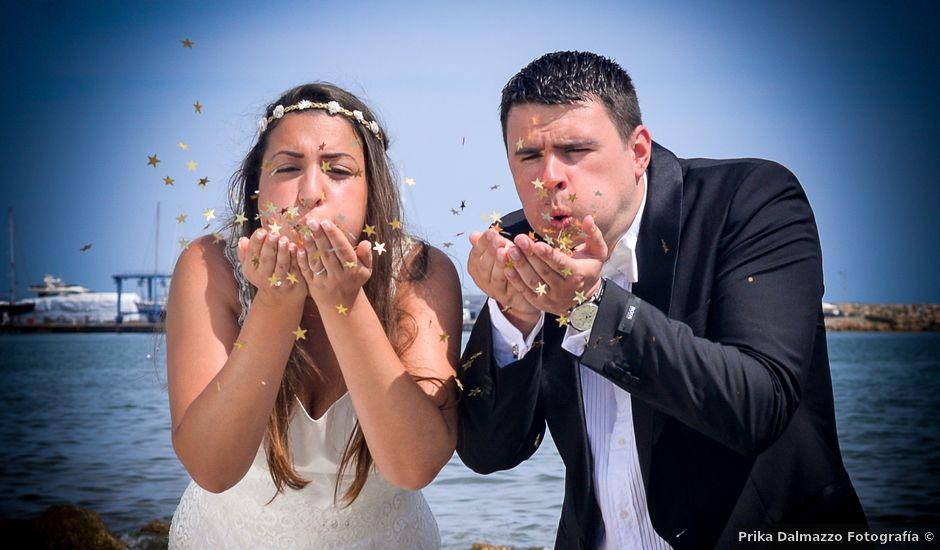 La boda de Nicolás y Erika en Cambrils, Tarragona
