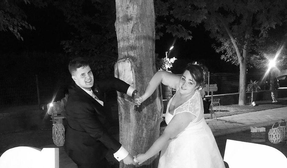 La boda de Sergio y Raquel en Huelma, Jaén
