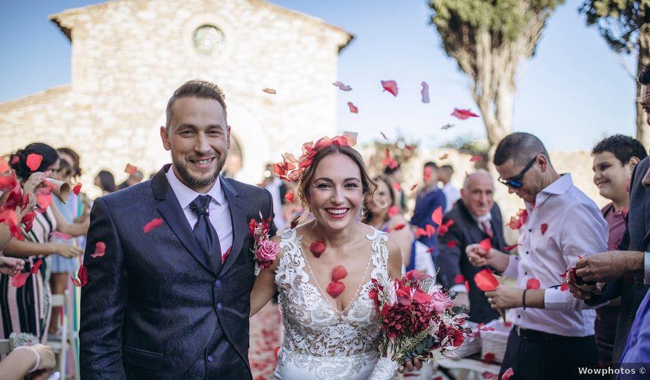 La boda de Edu y Raquel en La Riera De Gaia, Tarragona
