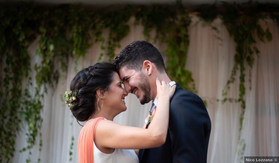 La boda de Miguel y Eva en El Puntal (Espinardo), Murcia