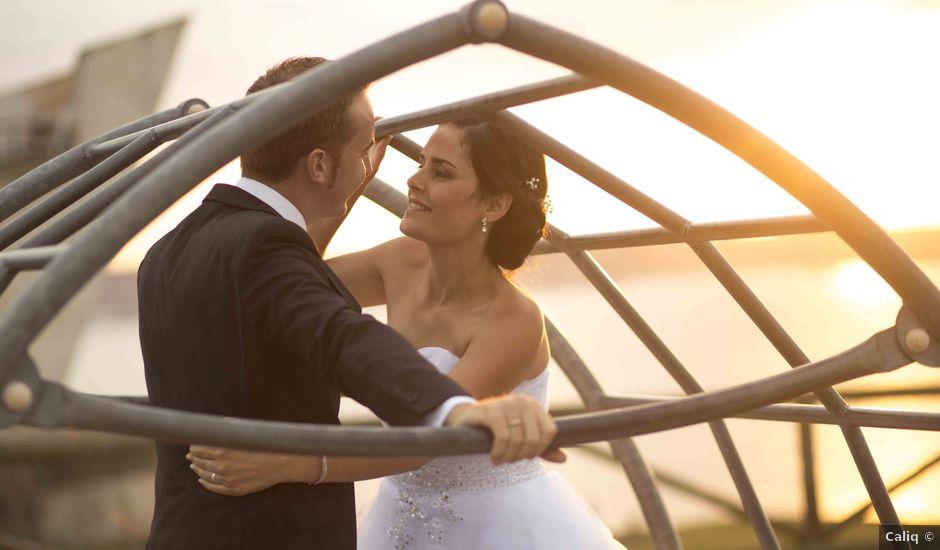 La boda de Miguel y Sara en Soto Del Barco, Asturias