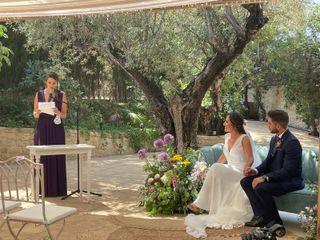La boda de Esther y Nacho