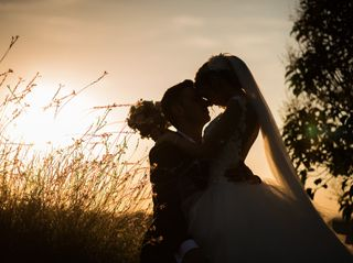 La boda de Lidia y Cristian