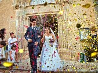 La boda de Gemma y David 1