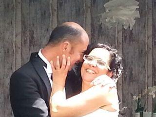 La boda de Rebeca y Rafa 2