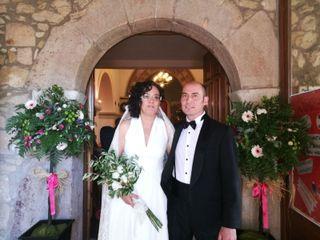La boda de Rebeca y Rafa