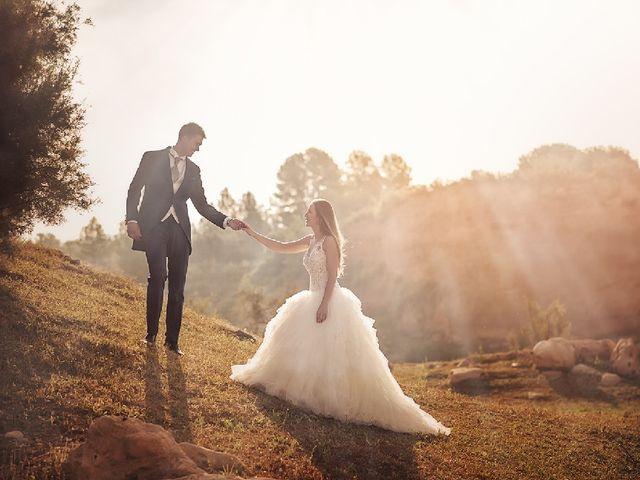 La boda de Sofía Abellán y Vicente García
