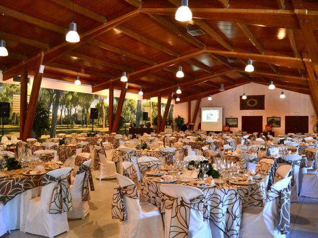 La boda de Carmen y Javi en Medina Del Campo, Valladolid 6