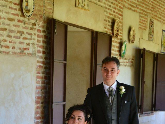 La boda de Carmen y Javi en Medina Del Campo, Valladolid 1