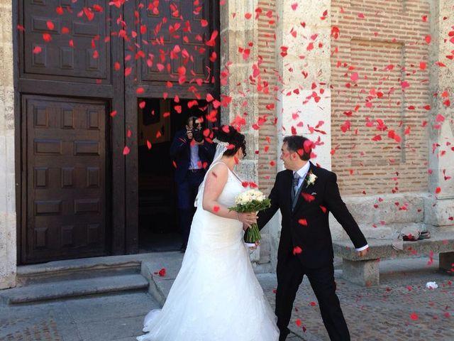 La boda de Carmen y Javi en Medina Del Campo, Valladolid 2