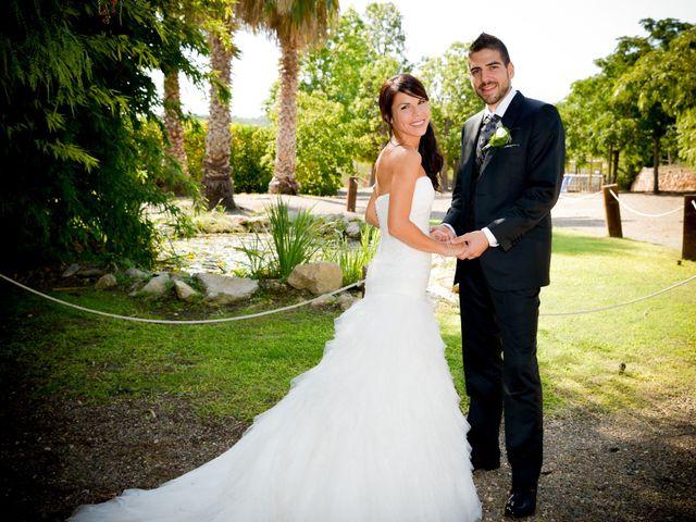 La boda de Rocío y Albert