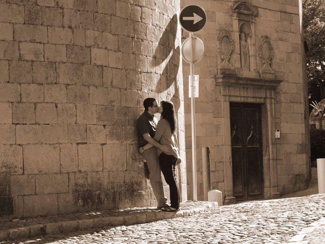 La boda de Fran y Annabel en Torroella De Montgri, Girona 10