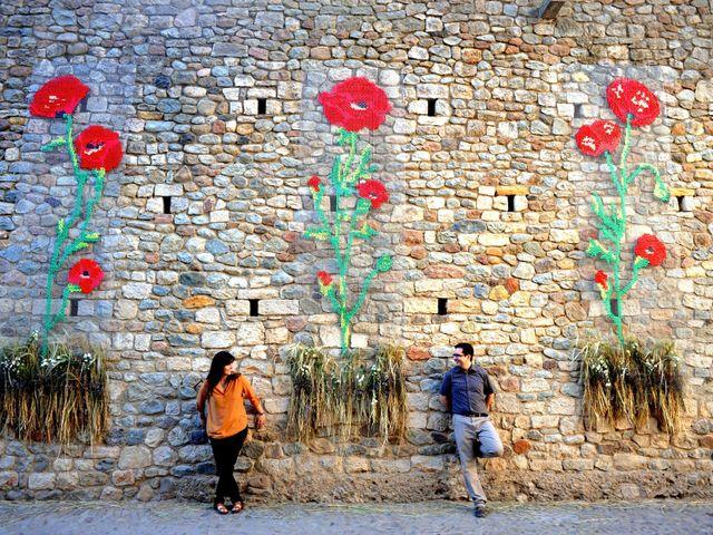 La boda de Fran y Annabel en Torroella De Montgri, Girona 11