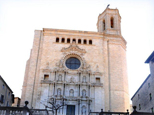 La boda de Fran y Annabel en Torroella De Montgri, Girona 12