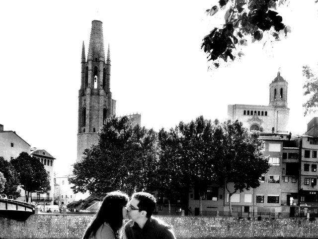 La boda de Fran y Annabel en Torroella De Montgri, Girona 13