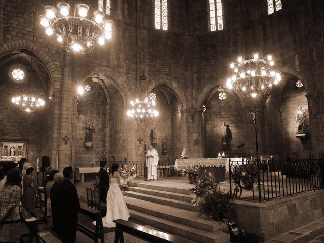 La boda de Fran y Annabel en Torroella De Montgri, Girona 19