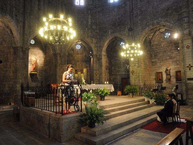 La boda de Fran y Annabel en Torroella De Montgri, Girona 20