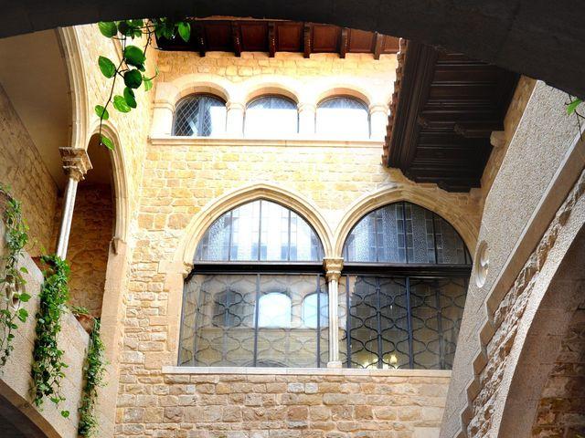 La boda de Fran y Annabel en Torroella De Montgri, Girona 22