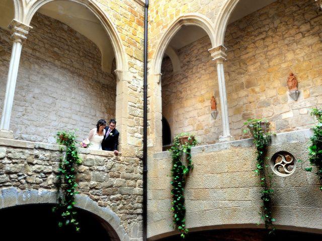 La boda de Fran y Annabel en Torroella De Montgri, Girona 23