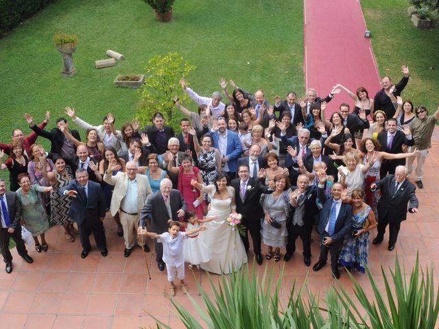La boda de Fran y Annabel en Torroella De Montgri, Girona 24