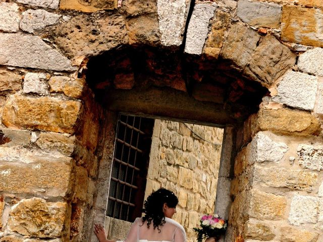 La boda de Fran y Annabel en Torroella De Montgri, Girona 25