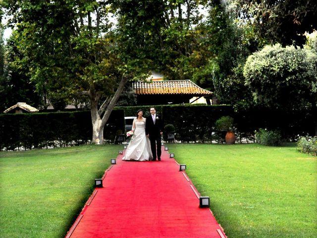 La boda de Fran y Annabel en Torroella De Montgri, Girona 35