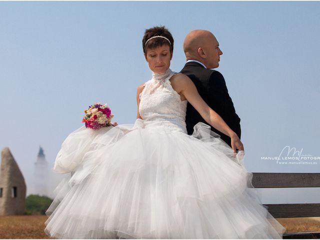 La boda de David y Laura en A Coruña, A Coruña 1