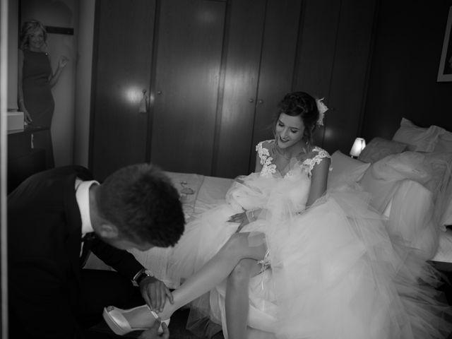 La boda de Cristian y Lidia en Llinars Del Valles, Barcelona 9