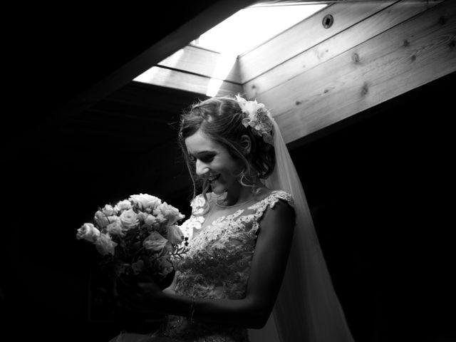 La boda de Cristian y Lidia en Llinars Del Valles, Barcelona 13
