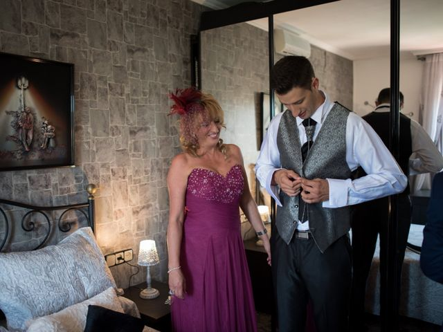 La boda de Cristian y Lidia en Llinars Del Valles, Barcelona 17