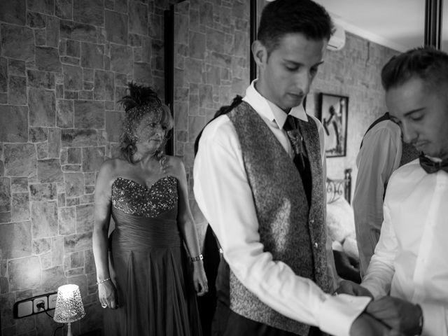 La boda de Cristian y Lidia en Llinars Del Valles, Barcelona 19