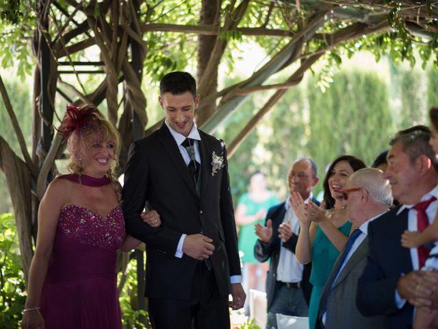 La boda de Cristian y Lidia en Llinars Del Valles, Barcelona 26