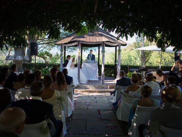 La boda de Cristian y Lidia en Llinars Del Valles, Barcelona 30