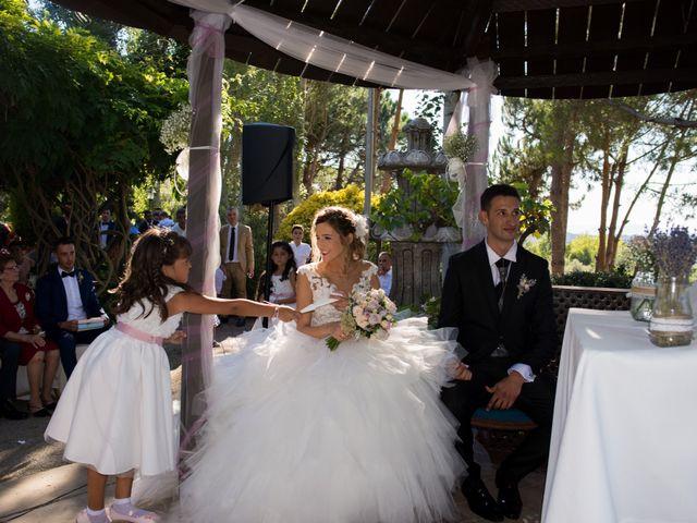 La boda de Cristian y Lidia en Llinars Del Valles, Barcelona 31