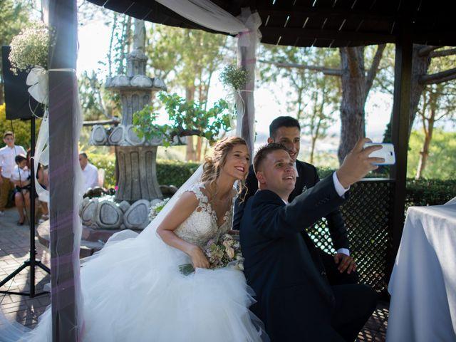 La boda de Cristian y Lidia en Llinars Del Valles, Barcelona 32