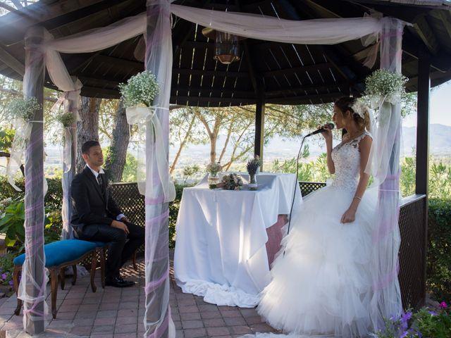 La boda de Cristian y Lidia en Llinars Del Valles, Barcelona 34