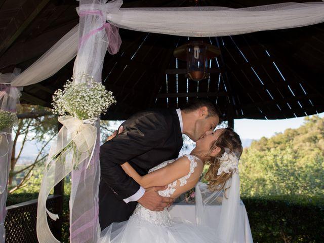 La boda de Cristian y Lidia en Llinars Del Valles, Barcelona 39