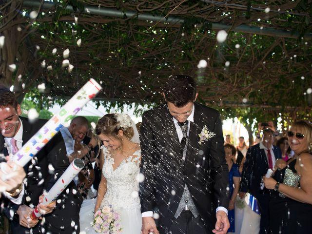 La boda de Cristian y Lidia en Llinars Del Valles, Barcelona 43
