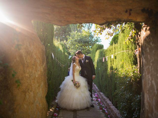 La boda de Cristian y Lidia en Llinars Del Valles, Barcelona 44