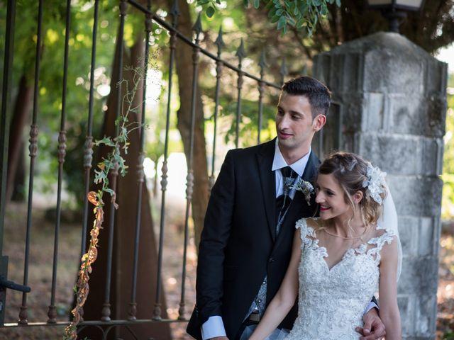 La boda de Cristian y Lidia en Llinars Del Valles, Barcelona 45