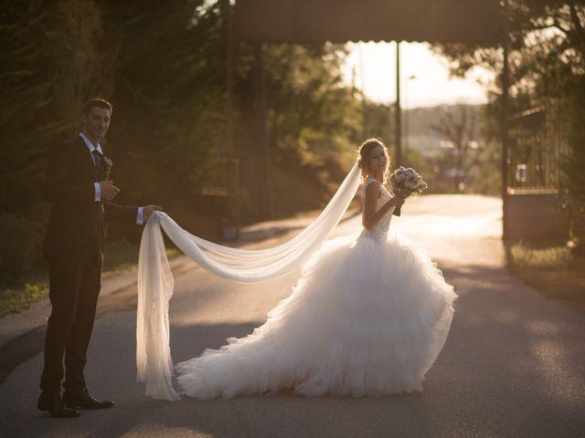 La boda de Cristian y Lidia en Llinars Del Valles, Barcelona 50