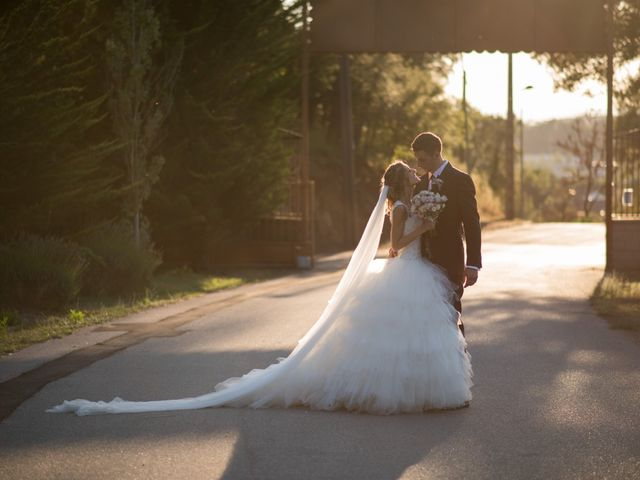 La boda de Cristian y Lidia en Llinars Del Valles, Barcelona 52