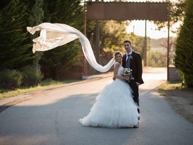 La boda de Cristian y Lidia en Llinars Del Valles, Barcelona 57
